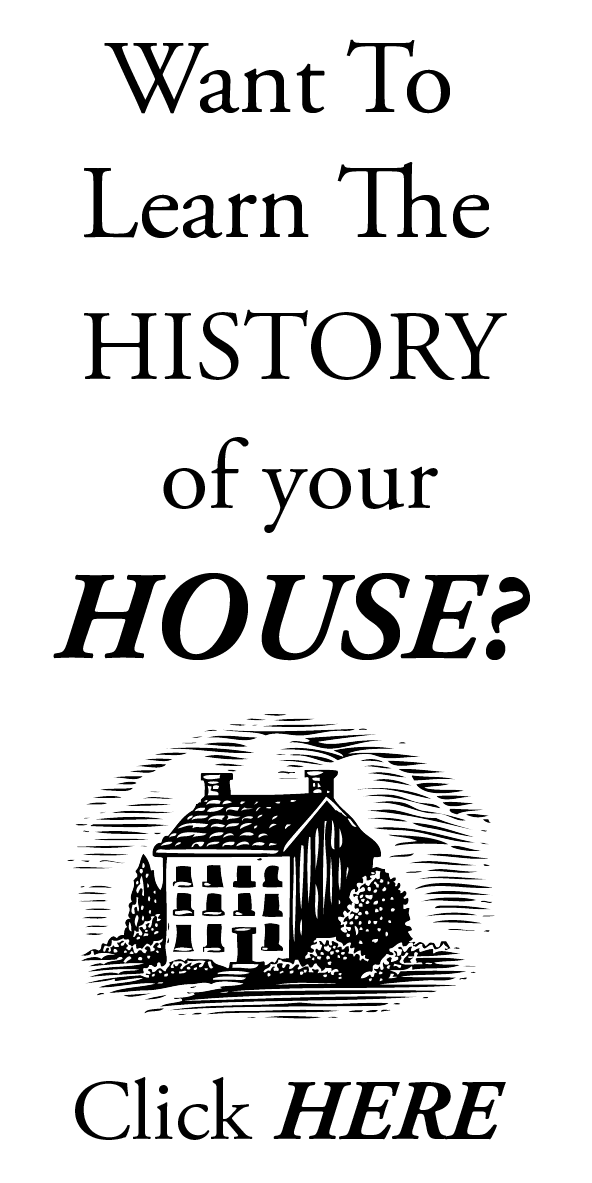 house history research, house historian, house histories